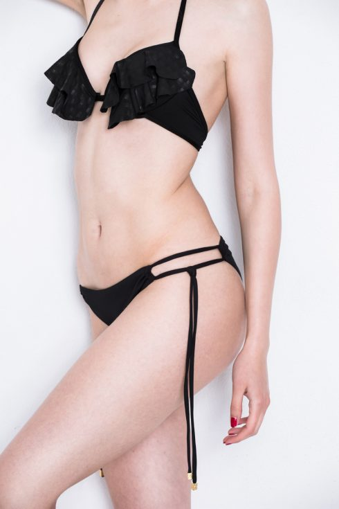 SHINE TILE | Bikini Coppa Volant con ferretto