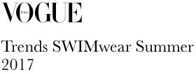 Bikini SANDALIA by Sundalia Beachwear scelto da Vogue Trends SWIMwear Summer 2017