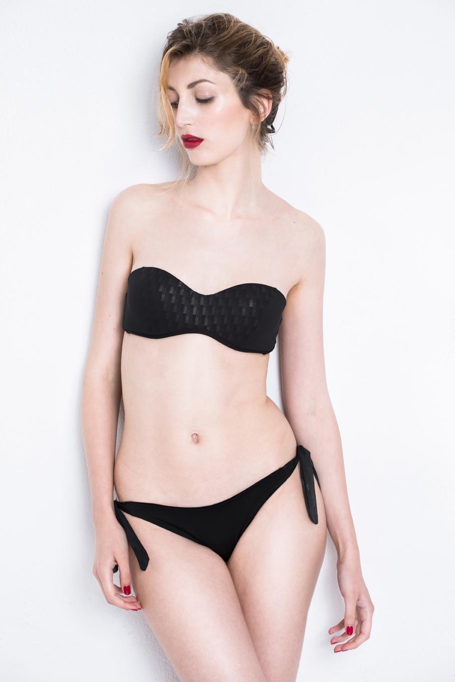SHINE TILE | Bikini coppa strutturata